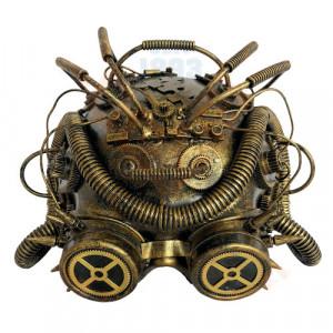 Masca steampunkDark Cyber Mind