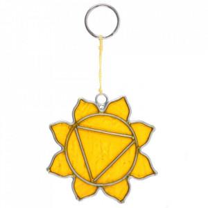 Mini suncatcher Chakra Plexului Solar