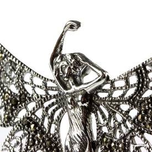 Pandantiv argint Elf Stralucitor