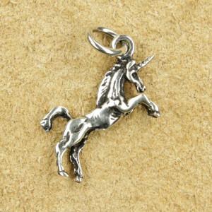 Pandantiv argint Unicorn 2.8 cm