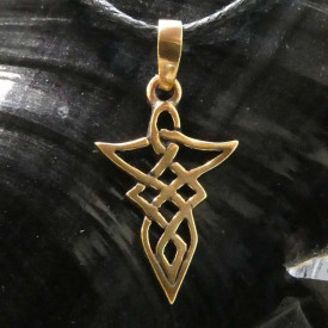 Pandantiv bronz Nod