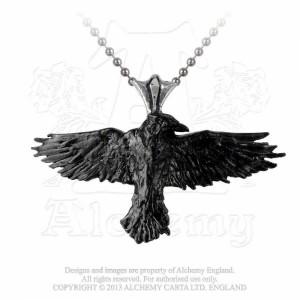 Pandantiv Corbul negru