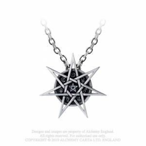 Pandantiv steaua elfilor Elvenstar