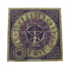 Pentagram Spirit Board 36cm