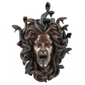 Placheta de perete Medusa 37cm