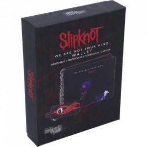 Portofel barbati cu lant Slipknot - We are not your Kind