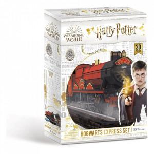 Puzzle 3D 180 piese licenta Harry Potter - Expresul de la Hogwarts