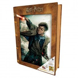 Puzzle Lenticular 300 piese Harry Potter