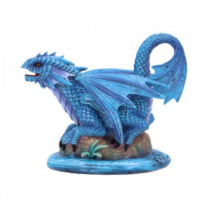 Statueta Age of Dragons - Dragon de apa pui - Anne Stokes - 12 cm