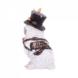 Statueta bufnita steampunk Cogsmiths Owl 23 cm