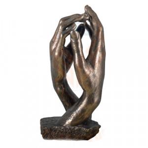 Statueta Catedrala de A.Rodin 27 cm