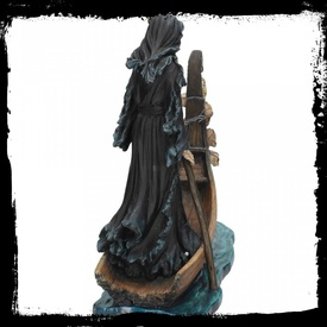 Statueta cu led Charon - Luntrasul taramului de dincolo 27 cm