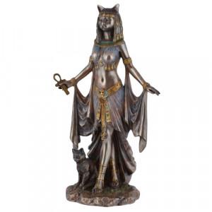 Statueta egipteana Bast 26 cm
