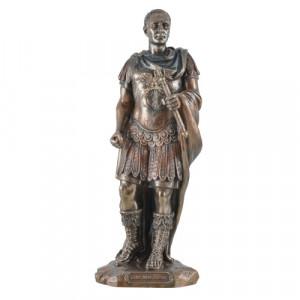 Statueta Gaius Julius Caesar 26cm