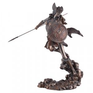 Statueta mitologica Valkyrie 24cm