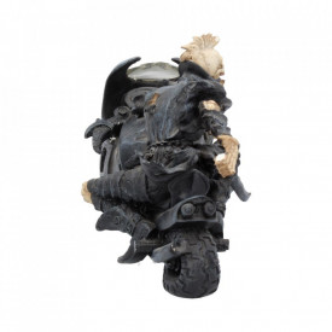 Statueta motocicleta Razboinicul strazii
