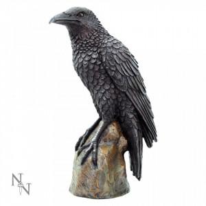 Statueta Odihna Corbului 16 cm