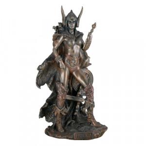 Statueta zeita nordica Frigga, zeita iubirii 26cm