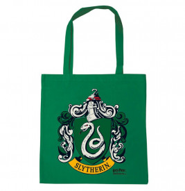 Tote Bag licenta Harry Potter - Casa Slytherin