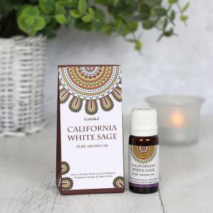 Ulei aromaterapie Goloka - Salvie Alba, 10 ml