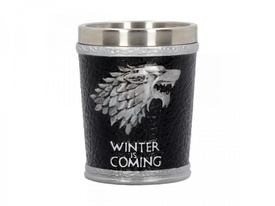 Pahar shot Winter is coming - Game of Thrones