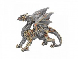 Statueta dragon steampunk Dracus Machina 21 cm