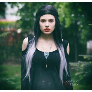 Colier gotic Ouija