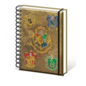 Agenda/Jurnal A5 licenta Harry Potter - Hogwarts