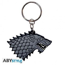 Breloc licenta Game of Thrones - Casa Stark
