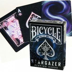 Carti de joc Bicycle Stargazer