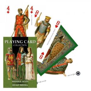 Carti de joc Evul Mediu
