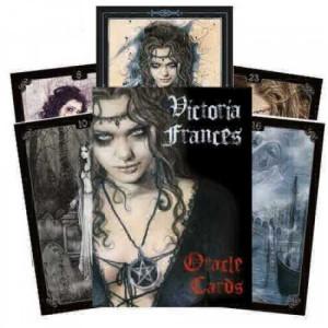 Carti Oracol Victoria Frances