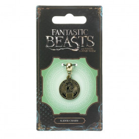 Charm licenta Fantastic Beasts - Congresul Magic