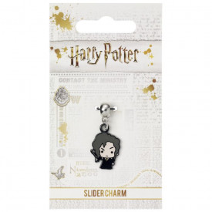Charm placat argint licenta Harry Potter Bellatrix LeStrange
