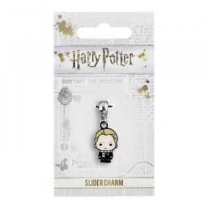 Charm placat argint licenta Harry Potter Draco Malfoy