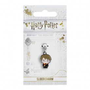 Charm placat argint licenta Harry Potter