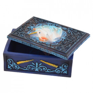 Cutie carti de tarot Unicorn 14cm