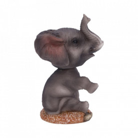 Elefant Bobble-head Elly 11.5cm.