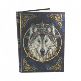 Embossed Journal The Wild One