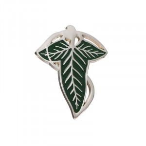 Insigna licenta Stapanul Inelelor - Frunza de iedera a Elfilor