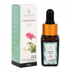 Mix premium de uleiuri pt aromaterapie Plus de Incredere ( Crin si Iasomie) 10ml