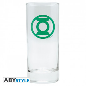 Pahar sticla licenta DC Comics - Lanterna Verde