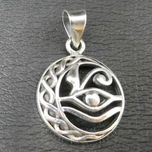 Pandantiv argint Ochiul lui Horus