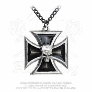 Pandantiv cruce malteza Crucea Cavalerului Negru