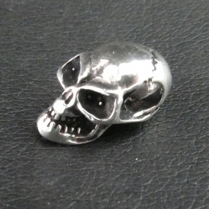 Pandantiv talisman argint Craniul norocos 1.7cm