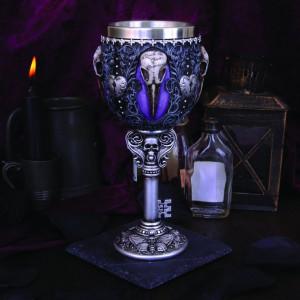 Pocal gotic Corbul lui Poe