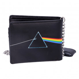 Portofel barbati cu lant Pink Floyd - Dark SIde of The Moon