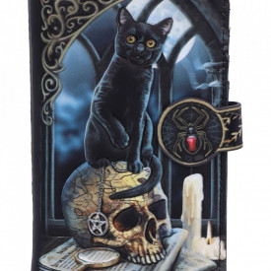 Portofel embosat cu pisica Spiritele din Salem 19 cm