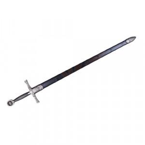 Sabie decorativa Excalibur cu teaca 111cm