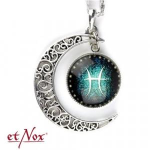 Set Pandantiv, bratara si cercei cu luna Eclipsa